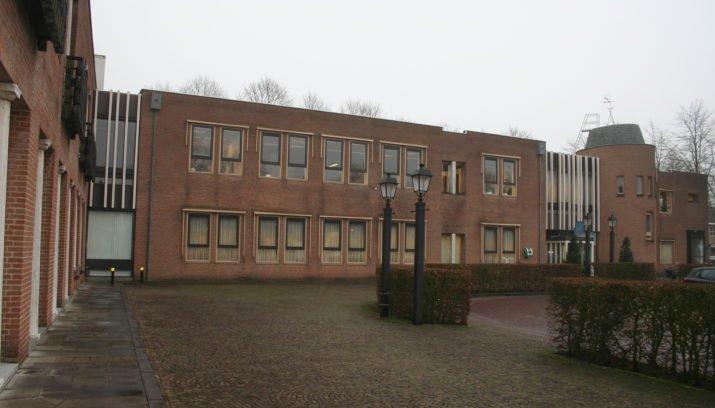 renovatie en verduurzaming van het gemeentehuis